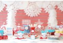 CREATIVE RED WHITE & BLUE / by Rachel @ Sprinkle Some Fun