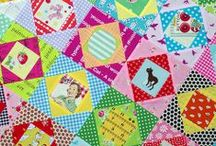 Quilts and Quilt Blocks I will Try...Someday / by Julie B