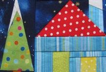 Paper Piecing Party / by Julie B
