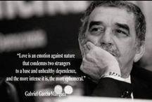 Escritores y Poetas / by A . Calderon