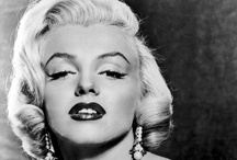 Marilyn Monroe / by A Calderon