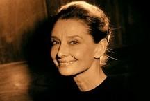 Audrey Hepburn / by Alicia Calderon Guijarro