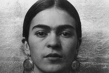 Frida / by A . Calderon