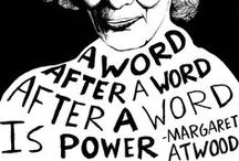Writers on Writing / Writers, writing, and the power of the written word.
