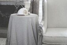 << Skirted tables for displays