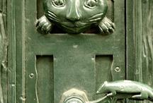 Door Knobs, Knockers & Handles / by Jan Suggs