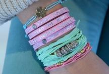 Bracelets / by BracchialeStyle