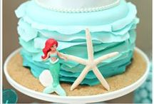 CREATIVE MERMAID PARTY / Birthday Party planning time! / by Rachel (BubblyNatureCreations)