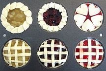 Tarts and Pies / I have a tart pan that I got last year and have yet to use it because of moving twice. So, I am searching for great tarts. I also love pies. / by Colleen Smith