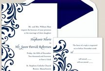 Wedding Invitations etc / by TheEvent Planner