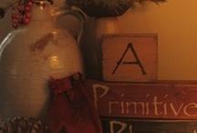 Primitive Decorating / by Lisa McPherson