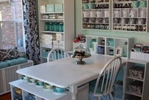 Cleaning & Organizing (including Craft Rooms) / Tips on organizing and cleaning everything!