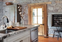 Kitchens......and accessories / Kitchens and fun accessories / by Luci C.