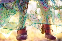 Boho, Hippie, Gypsy Chic / by Erin Stadeli