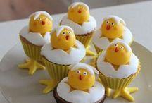 "Easter: Eats & Treats /   "" The spirit of easter is all about Hope, Love and Joyfull living."" Happy Easter! Author Unknown"