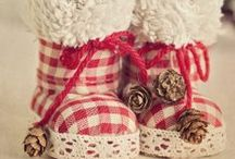 Christmas: Craft & Ideas / When I was a child, my December weekends were spent making cards, decorating the tree, hanging the wreath and preparing brandy butter and peppermint creams. Pippa Middleton