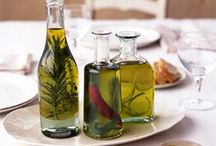 Oils/Vinegars /Salad Dressings / by Christa Lubbe