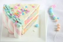 CREATIVE CAKE IDEAS / by Rachel @ Sprinkle Some Fun