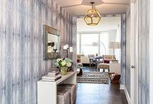 """Chic and Stylish Rooms / A collection of homes that """"wow""""."""