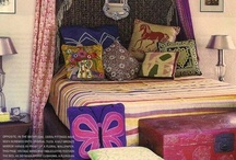 Boho / A selection of everything boho - home decor and fashion