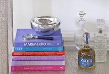 coffee table books / One can never have enough coffee table books to brighten up a room.  Here are a few of my favorites