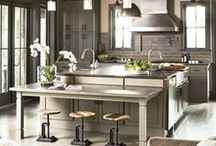 The Industrial Chic Kitchen