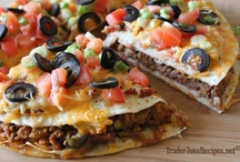Mexican, Tex Mex, Southwestern Recipes / by Colleen Smith