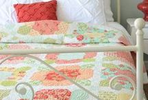 Quilts / Quilts that make me nostalgic for a simpler way of life.