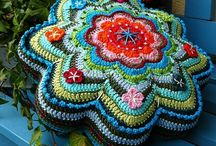 Crochet Obsession / Crochet Goodness and Yarnspiration. / by Windy Lisardo