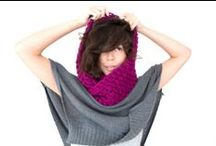 Chi Chi Dee Chunky Knit Cowls