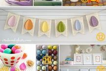 Easter: food and fun