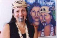 California Indian Artist - Lyn Risling