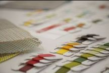 Behind the Scenes: The Design Process / Go behind-the-scenes and discover how Chilewich designs. / by Chilewich