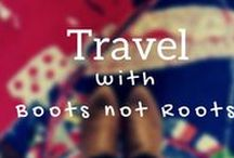 Travel with Boots not Roots / Travel Blog, Boots not Roots, Destinations, Europe, Walking, Hiking, Beaches