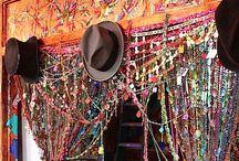 Nana's boho room I really like this / How I want my room