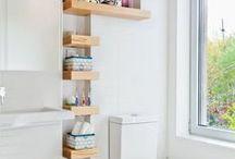 Идеи для ванной комнаты - интерьер, дизайн