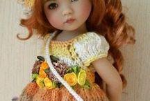 Одежда для кукол - ИДЕИ / Здесь собраны идеи для кукольный одежды, а так же для творчества и вдохновения!