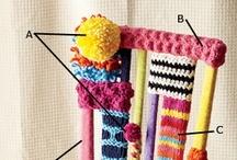 Knit and Knit/GuerrillaKnitting