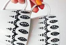 Ideen zum Porzellanbemalen
