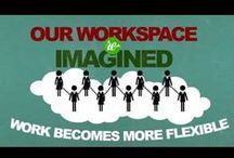Workplace of the Future / Ideas and influences driving a vision for the future..