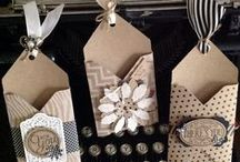 Envelope Punch Board Ideas / Don't these people have great ideas!
