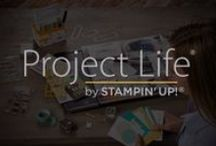 Project Life by Stampin' Up!