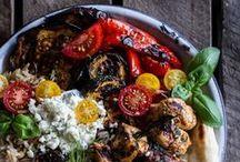 The Mediterranean Diet / All things Mediterranean