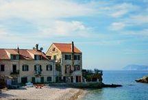 Mediterranean Lifestyle / Places and LIfestyle of Mediterranean