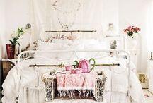Bed Room Ideas / Schöne Ideen für schönes Wohnen....