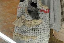Taschen..Bags...Sewing, Crochet or Knitting