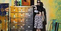 Collezione P/E 2015 / Gli outfit della Collezione Primavera Estate 2015 in tutti gli Store CityModa