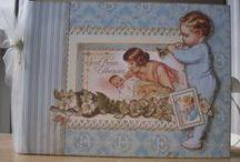 Scrapbooking Cards Baby