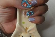 Nail Art samples / δειγματα προς πελατησες
