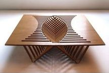 Wood & Design / Projects that used wood as a focal point.